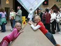 Stedentrip in Parijs met kinderen
