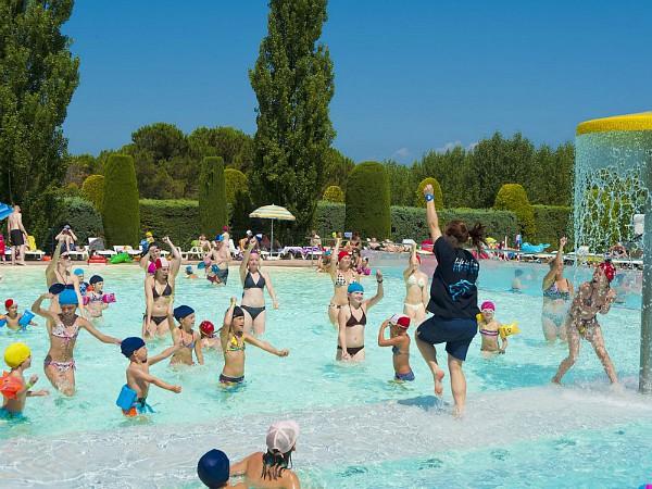zwembad van Camping Eurocamping