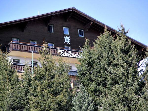 Gasthof Edelweisshaus van Dynamic Holland in Königsleiten