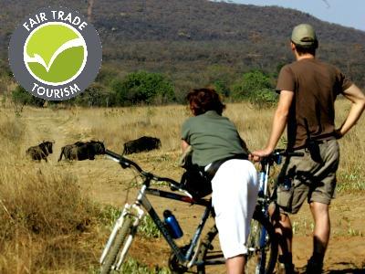 Fair Trade Tourisme bij Kololo