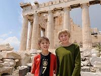 Kids in Athene
