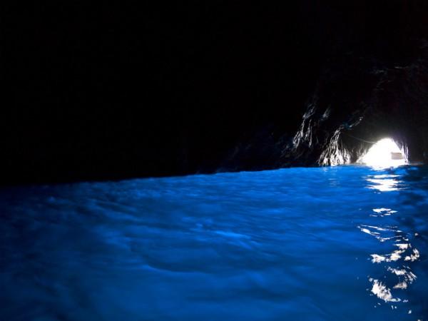 De magische Grotta Azzurra