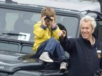 Op safari met een 4x4 en een ranger in de Highlands