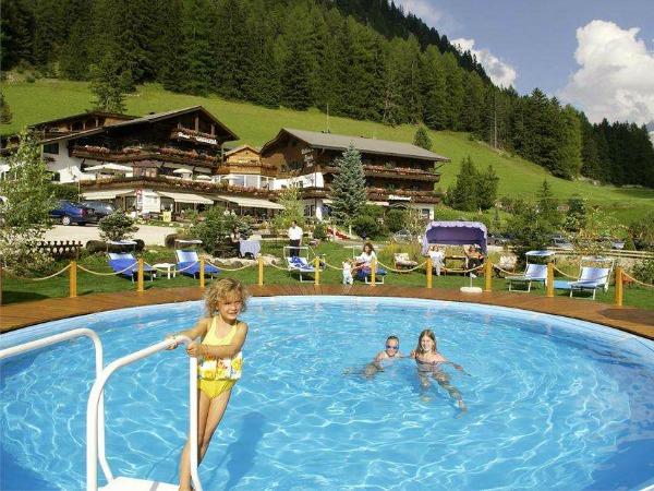 Kindvriendelijk hotel in Val Gardena