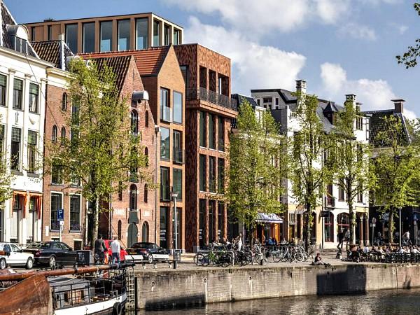 Hotel Miss Blanche in het centrum van Groningen