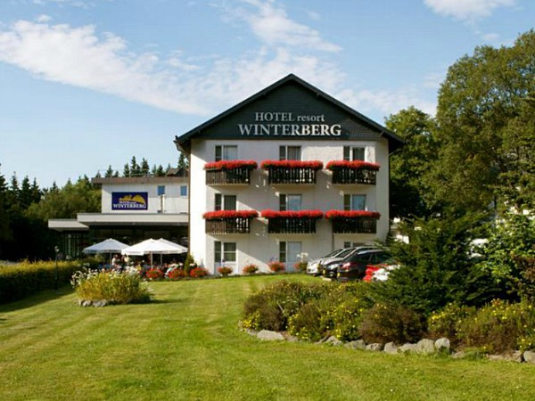 hotel resort winterberg