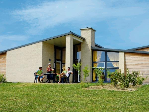 Huisje op vakantiepark Village l'Eau d'Heure