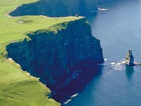 De prachtige Ierse kust