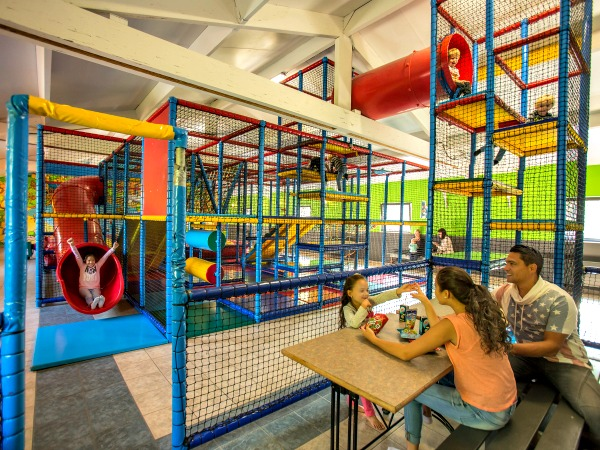Indoor speeltuin van Mooi Zutendaal