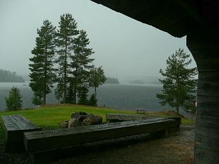 regen in zweden
