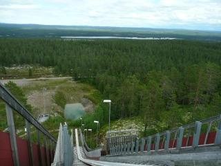 uitzicht vanaf springschans