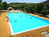 Zwembad camping Bella Sardinia