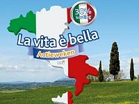 Italie weken Vrij-uit