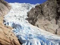 Jorsedalsbreen gletsjer