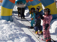 Kids en Go Wintersport