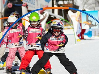 skien met Pharos Reizen