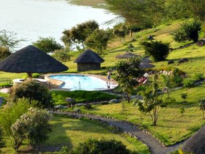 Een prachtige plek in Kenia: Lake Elementaita