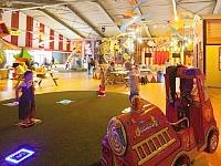indoor spelen bij Landal aelderholt