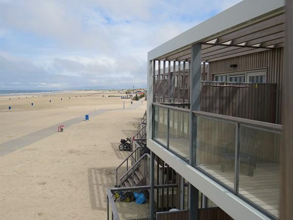 Beach villa's van Landal
