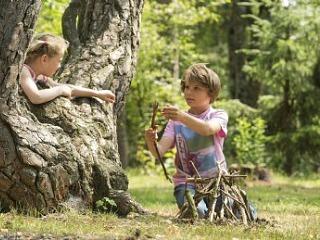 Lekker spelen in de natuur