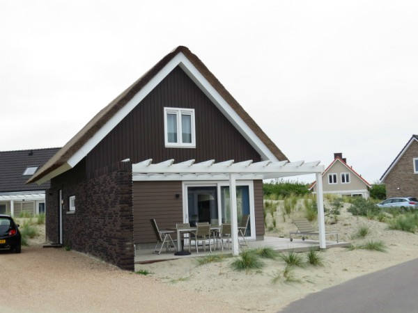 Mooie vakantie-villa