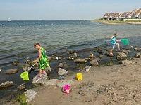 Struinen aan het meer bij Landal Port Greve