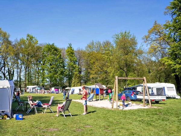 Landgoedcamping Nienoord in Groningen