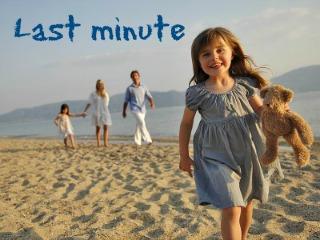 Last minutes met kinderen naar de zon, vakantieparken en meer