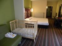 familiekamer in het Leonardo Hotel
