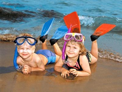 Leren snorkelen