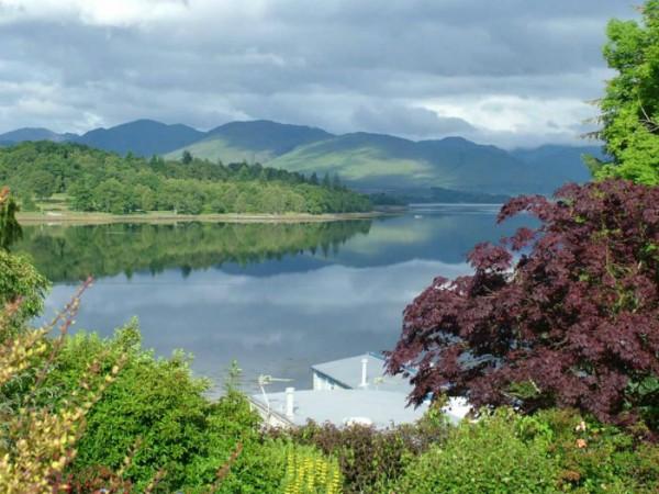 Het meer Loch Linnhe
