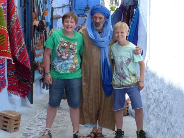 Ontmoet de locals in Marokko!