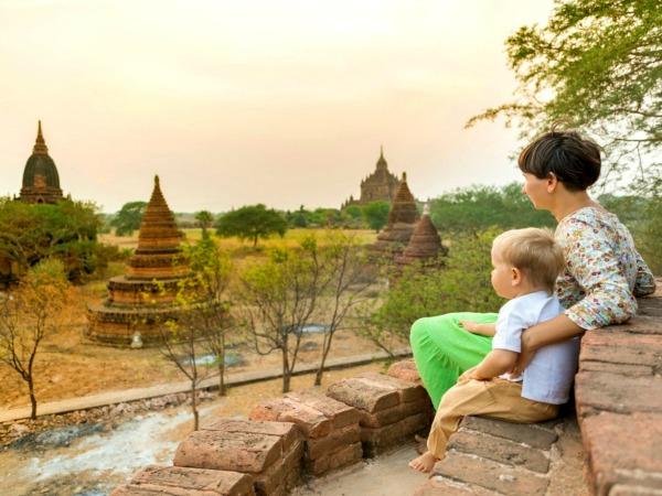 Het prachtige Myanmar