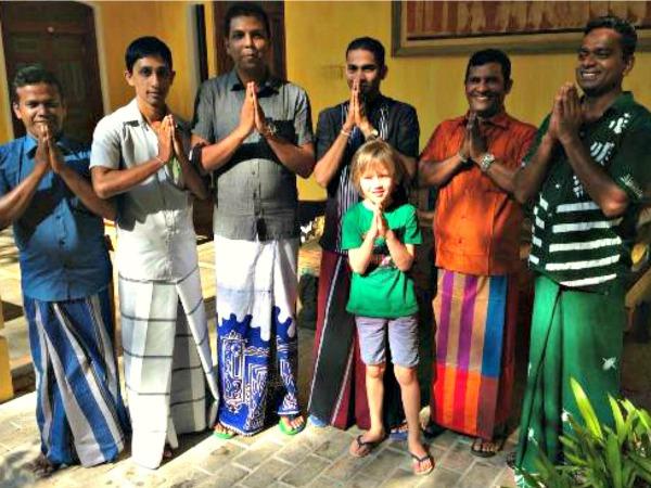 Een leuke homestay in Sri Lanka