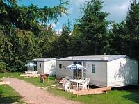 Stacaravan op camping Fuusekaul