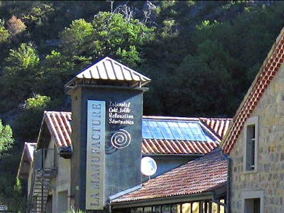 La Manufacture in de Ardèche