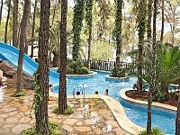 Zwembad bij Marmaris Palace
