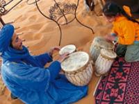 Bij de nomaden in Marokko