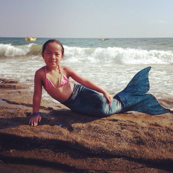 Nummer 8: Mermaid Li Na