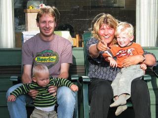 Met onze kids op vakantie in Denemarken