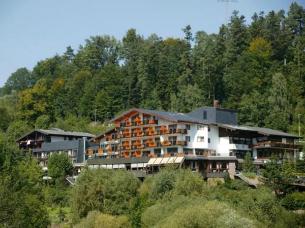 Mönch's Waldhotel bij het Zwarte Woud