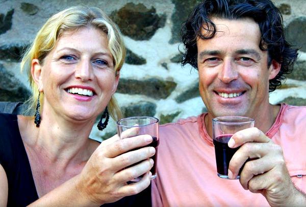 Nancy en Arjen van Morvan Rustique