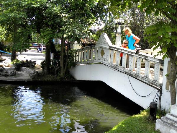 Nong Buak Hard park in Chiang Mai