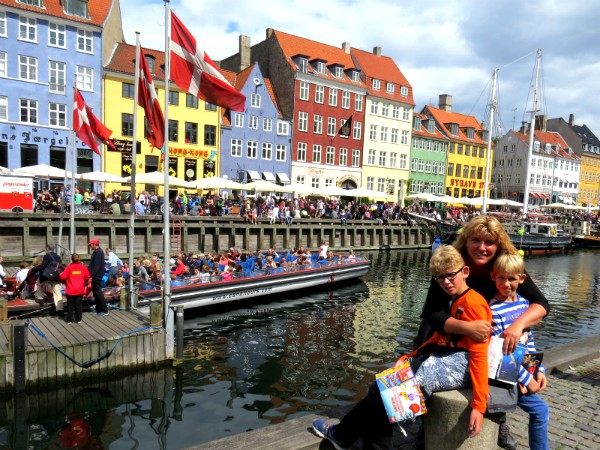 De Nyhavn is DE hotspot in Kopenhagen