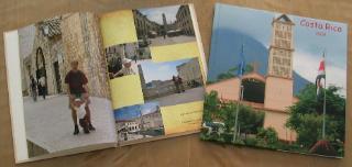 Onze vakantiefotoboeken