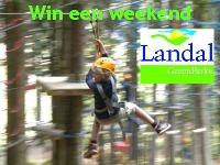 fotowedstrijd win een weekend Landal