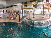 Zwembad bij de Beerze Bulten