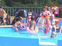 Kinderbad bij 't Hoge Holt