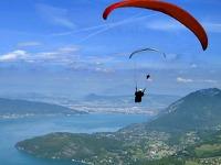 Paragliden in de Dolomieten