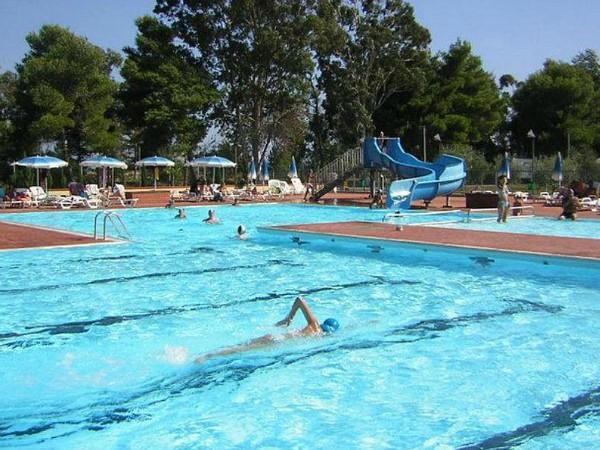 Zwembad van Villagio Orizzonte